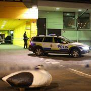 Zwei Tote bei Angriff auf Göteborger Restaurant (Foto)