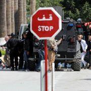 Tunis sucht die Täter - kein Deutscher unter den Opfern (Foto)
