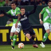 2:1-Kracher gegen Mailand! VfL Wolfsburg im EL-Viertelfinale (Foto)