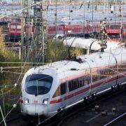 Die Bahn stellt sich auf langsameres Wachstum ein (Foto)