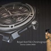Uhrenmesse im Schatten von Smartwatches und Frankenstärke (Foto)