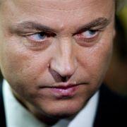 Unterstützung von rechtsaußen: Geert Wilders bei Pegida (Foto)