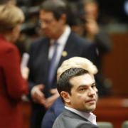 Geldgeber wollen Griechenland rasch helfen (Foto)