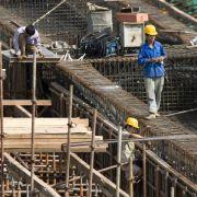 OECD senkt Prognose für Chinas Wirtschaft (Foto)