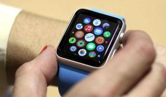 Kampf um die «schlaue Uhr» - Apple mischt Traditionsbranche auf (Foto)