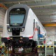 Streit um Züge:Bahn einigt sich mit Bombardier (Foto)