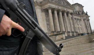 Innenministerium erwägt Aufbau von neuer Anti-Terror-Einheit (Foto)