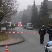 Blutiger Banküberfall in Bielefeld (Foto)