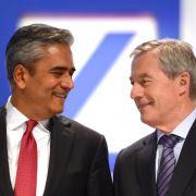 Millionengehalt für Deutsche-Bank-Spitze (Foto)