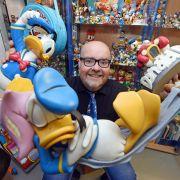 Echt jetzt? Donald Duck-Tagung in Schwerin (Foto)