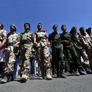 Huthi-Rebellen rücken genAden im Südjemen vor (Foto)
