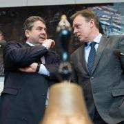 SPD-Fraktionschef lobt die Linkspartei (Foto)
