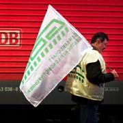 Bahn-Tarifkonflikt: Hoffnung auf Fortschritte vor Ostern (Foto)