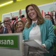 Sozialisten in Andalusien bilden Minderheitsregierung (Foto)