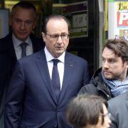 Der Druck auf Hollandes Sozialisten wächst (Foto)