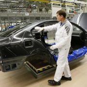 Volkswagen fährt Produktion in Russland zurück (Foto)