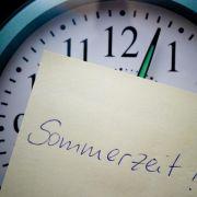 Mehrheit hält Zeitumstellung für überflüssig (Foto)