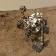 «Curiosity» entdeckt Stickstoffverbindungen (Foto)