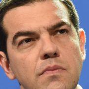 Tsipras spricht mit Linken und Grünen (Foto)