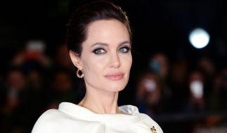Im Kampf gegen den Krebs: Angelina Jolie hat sich die Eierstöcke entfernen lassen. (Foto)
