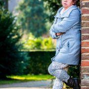 Diese Frau lebte ein Jahr lang auf dem Friedhof! (Foto)