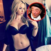 Böses Playmate! Cathy Lugner missachtet Nackt-Verbot (Foto)