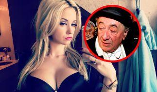 Cathy Lugner postet sexy Fotos von sich - trotzt Verbots von Ehemann Richard Lugner. (Foto)