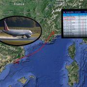 Erschütternd! Reaktionen auf den Unglücksflug 4U9525 (Foto)