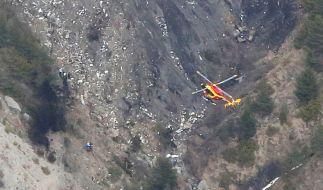 Mit 150 Menschen an Bord ist ein Germanwings-Airbus auf dem Weg nach Düsseldorf in den Alpen abgestürzt. (Foto)