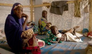 Die Terror-Miliz Boko Haram hat mutmaßlich bis zu 350 Frauen und Kinder entführt (Symbolbild). (Foto)