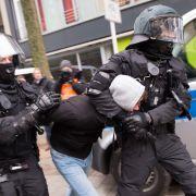"""Blitz-Verbot von Salafisten-Verein """"Tauhid Germany"""" (Foto)"""
