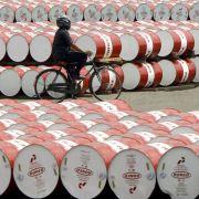 Ölpreise steigen deutlich (Foto)