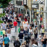 In diesen Städten haben heute die Shoppingmeilen geöffnet! (Foto)