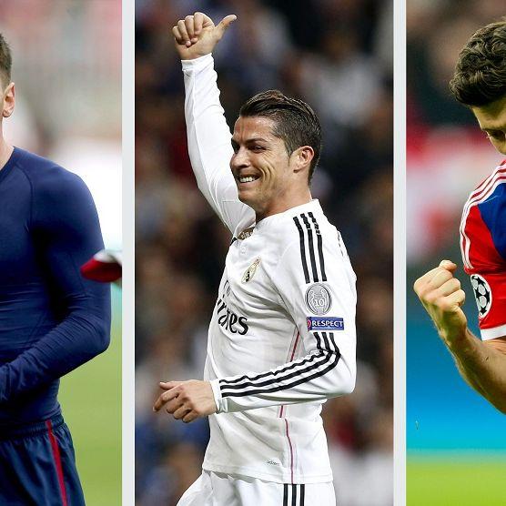 Unfassbar! Das kassieren Lionel Messi und Co. (Foto)