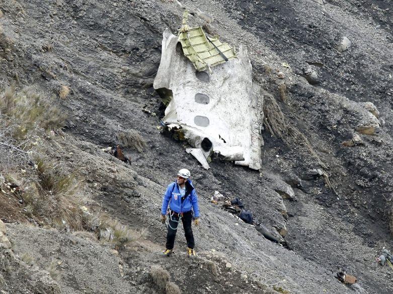 Flugzeugabsturz In Südfrankreich