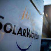 Solarworld will nach der Krise durchstarten (Foto)