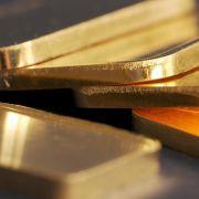 Gold steigt wegen Jemen-Konflikt über 1200 Dollar (Foto)