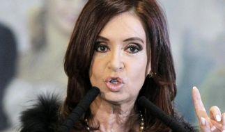 Argentinische Justiz weist Anklage gegen Kirchner ab (Foto)