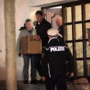 In Montabaur wurde unterdessen die Wohnung des Todespiloten Andreas L. durchsucht.