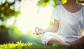 Yoga in Kombination mit Detox-Ernährung kann wahre Wunder bewirken. (Foto)