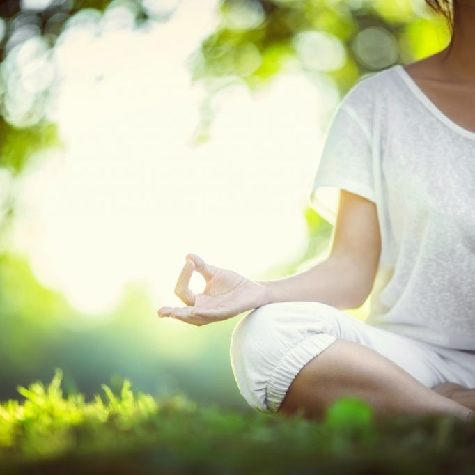 Mit Detox-Yoga den ganzen Körper entgiften (Foto)