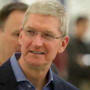 Apple-Chef Tim Cook: «Ich werde mein Vermögen spenden» (Foto)
