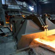 Stahlkocher Salzgitter vor großen Aufgaben (Foto)