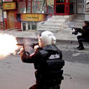 Türkische Polizei erhält mehr Macht (Foto)