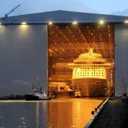 Meyer Werft steht vor Milliardenabschluss (Foto)