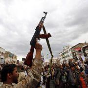 Neue Luftschläge im Jemen (Foto)