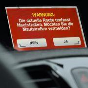 Bundestag besiegelt Einführung der Pkw-Maut (Foto)