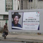 Nigeria wählt einen neuen Präsidenten (Foto)