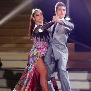 Panagiota und Christian Polanc tanzen Tango.