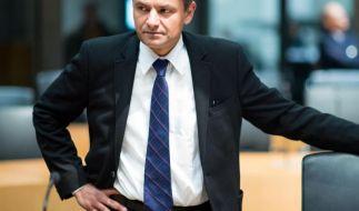 Sebastian Edathy hat vor Gericht seine Schuld eingeräumt. (Foto)